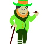 flashcard-boy-in-leprechaun-costume