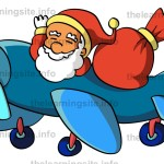 flashcard-christmas-santa-airplane-sample