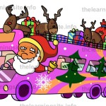 flashcard-christmas-santa-bus-sample