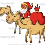 flashcard-christmas-santa-camel-sample