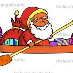 flashcard-christmas-santa-canoe-sample