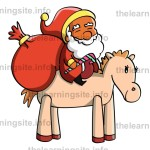 flashcard-christmas-santa-horse-sample
