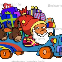 Christmas Jeepney.The Learning Site