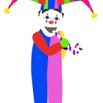 flashcard-jester-clown