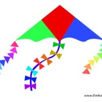 flashcard-kite