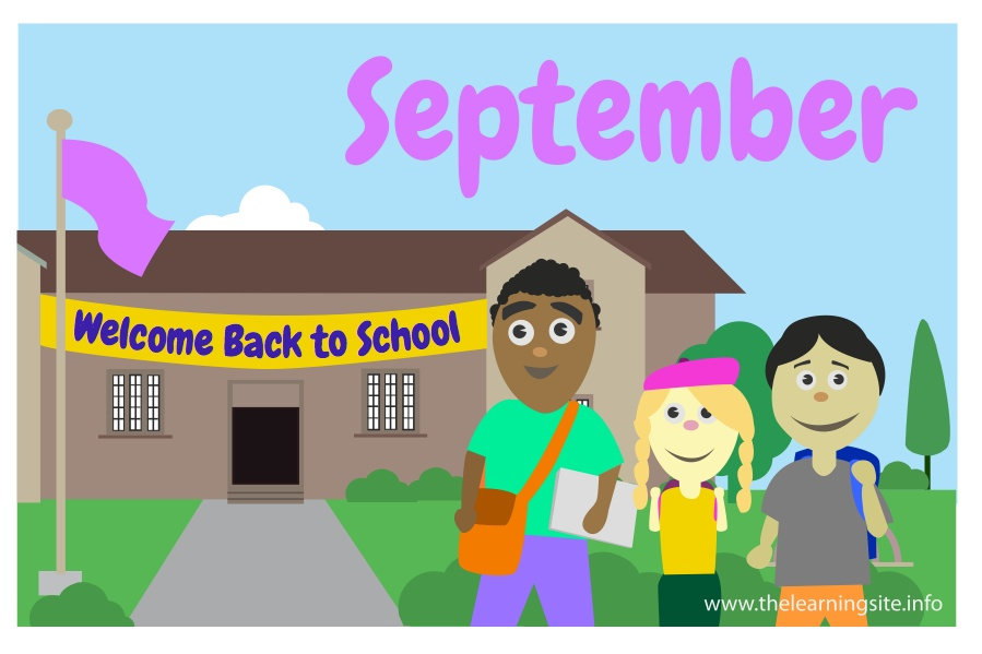 flashcard-months-september