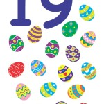 flashcard-number-nineteen-eggs