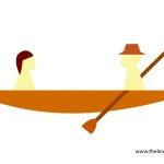 flashcard-two-people-in-a-canoe