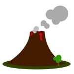 flashcard-volcano