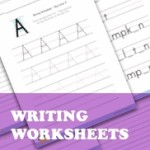 Writing Worksheets