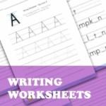 Halloween Writing Worksheets