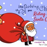 Christmas story – Riding with Santa Claus