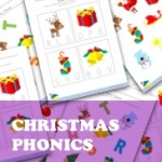 Christmas Phonics Worksheets