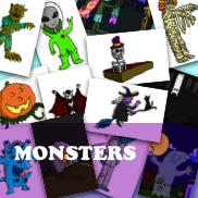 Monster Flashcards (Premium Product)