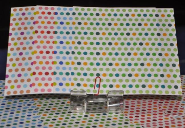 Origami Polka Dots