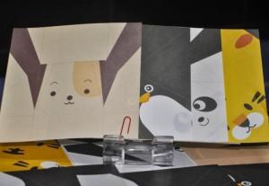Origami Animal Patterns
