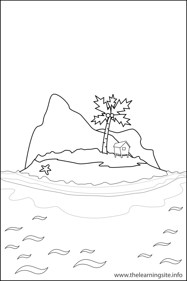 Texas Landforms Coloring Pages Coloring Pages Landforms Coloring Pages