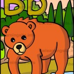 flashcard-alphabet-letter-b-bear-sample