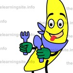 flashcard-fruit-characters-banana-sample