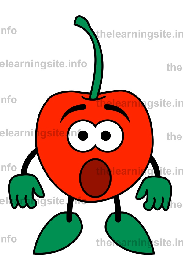 flashcard-fruit-characters-cherry-sample
