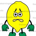 flashcard-fruit-characters-lemon-sample