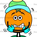 flashcard-fruit-characters-orange-sample