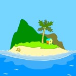 flashcard-nature-landforms-island