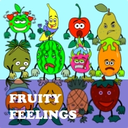 Fruity Feelings Flashcards (Premium Product)