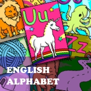 English Alphabet Flashcards (Premium Product)