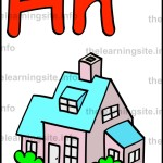 flashcard-alphabet-letter-h-simple-house-sample