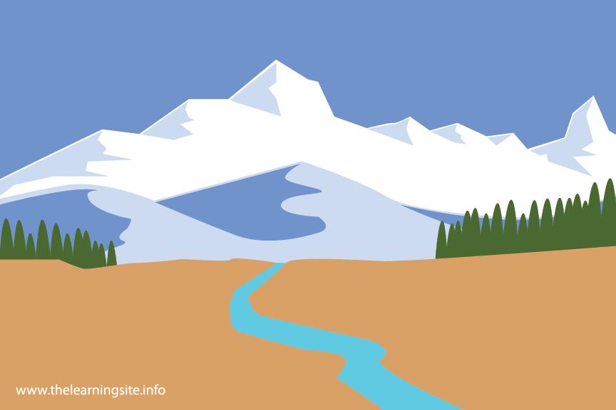 Alpine Tundra Flashcard