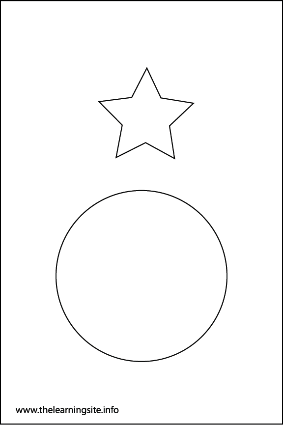 Adverb Outside Coloring Page